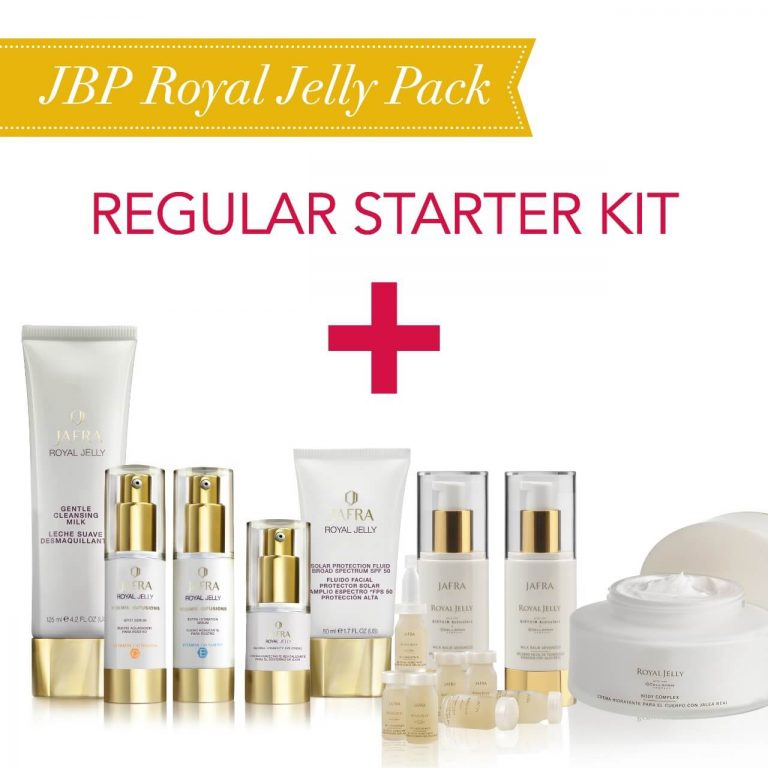 Jbp Royal Jelly Pack
