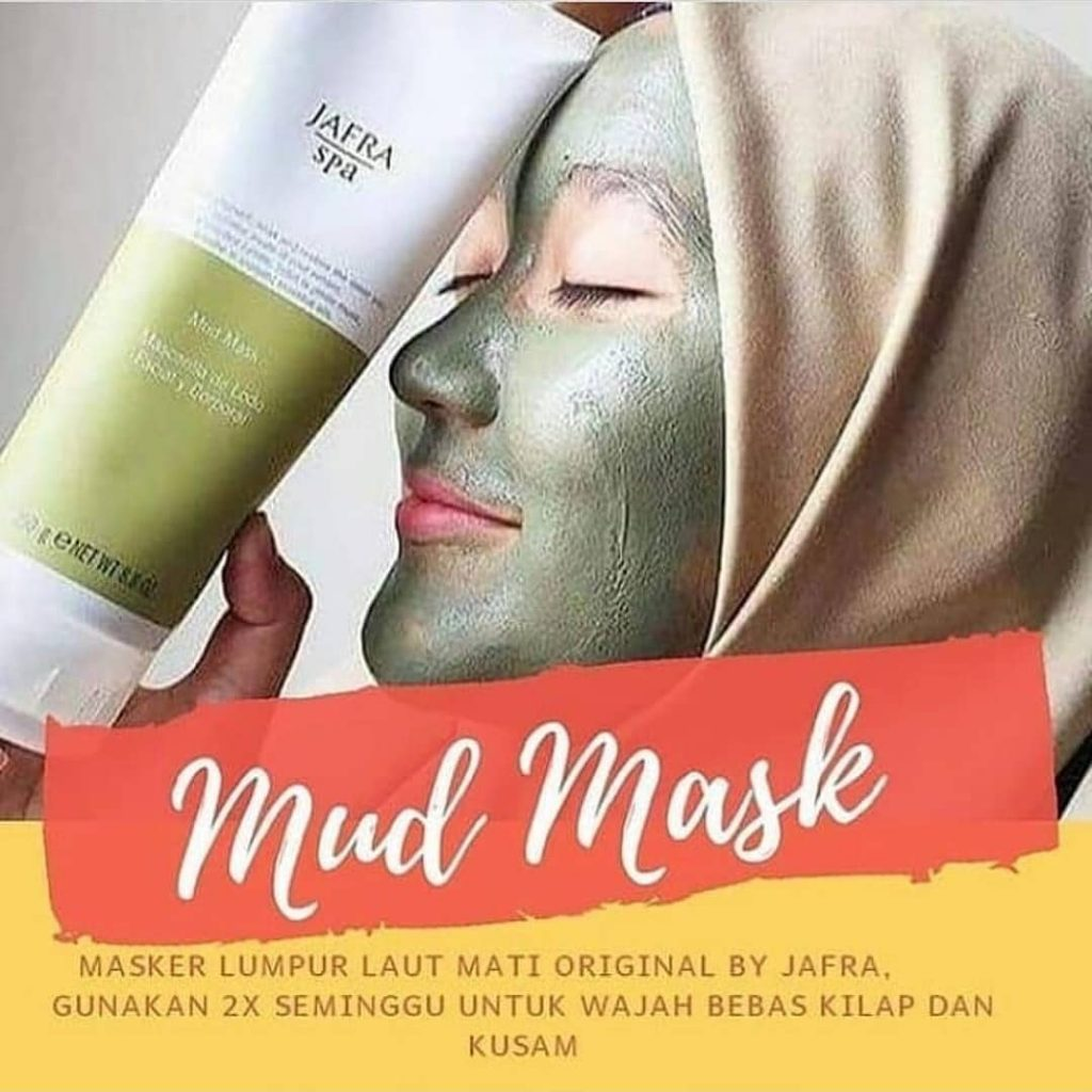 Mud Mask Jafra