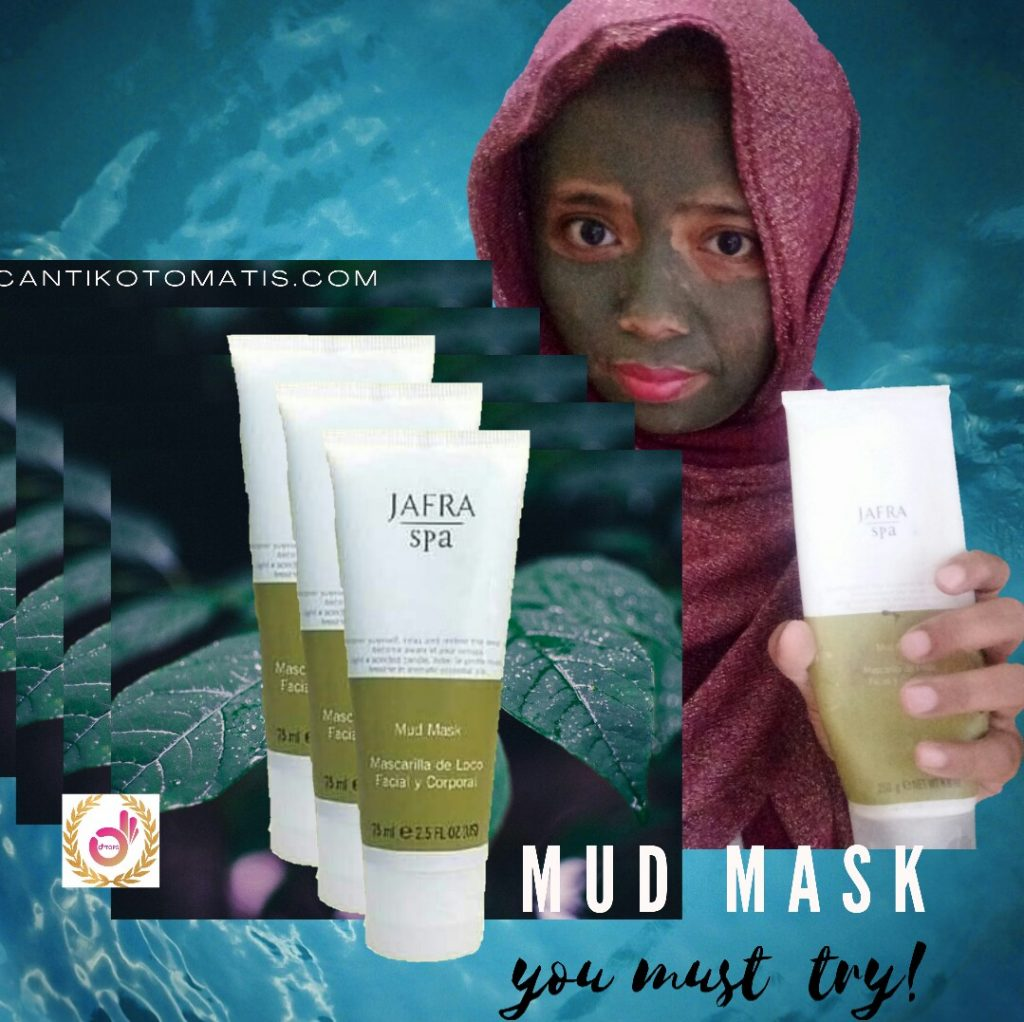 manfaat mud mask jafra