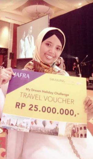 travel voucher jafra